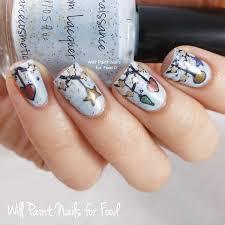 top 7 best christmas nail art designs smashinbeauty