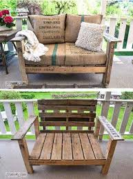 Patio Furniture Design Ideas 39 Insanely Smart And Creative Diy Outdoor Pallet Furniture