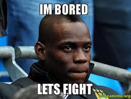 Fight Meme - i m bored let s fight memes