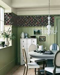 cottage dining room cottage dining room with chandelier and green wainscoting also