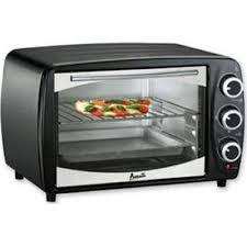 Toaster Oven Broil Provantage Avanti Pow61b 6 Rotary Toaster Oven Broiler