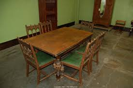 american table and chairs the difference auction vintage antique and collectibles item