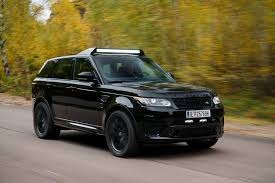 range rover sport svr spectre james bond design pinterest