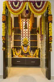 home temple interior design ooja pinteres