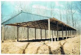 Barn Truss Addison Steel Truss Home