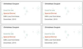 holiday coupon blank holiday coupon template coupon templates v m d com
