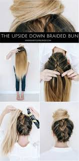 upside down v shape haircut 15 easy everyday hairstyles to try diy tutorial tutorials and