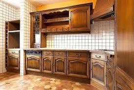 peinture meuble cuisine castorama meuble peinture pour meuble de cuisine en chene peintre