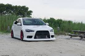 evo stance the ultimate aggressive evo x wheel stance page 3