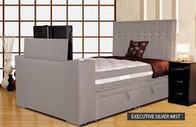Tv Bed Frames Sweet Dreams Image Sparkle Ottoman 5ft Kingsize Tv Bed