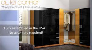 photo gallery of corner armoire and wardrobe closet viewing 11 of