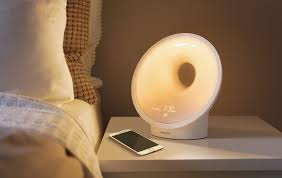 somneo sleep and wake up light review philips somneo connected l is an air critic for your bedroom