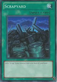 card tips scrapyard yu gi oh fandom powered by wikia