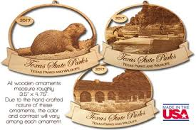 2017 state parks ornaments parks wildlife department