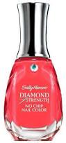 amazon com sally hansen diamond strength no chip nail color