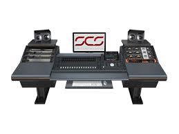 Studio Production Desk by Scs Signature Mod Studio Desks Sound Construction U0026 Supply