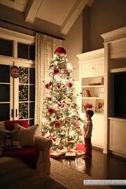 Christmas Livingroom Christmas Home Tour Part 1 The Sunny Side Up Blog