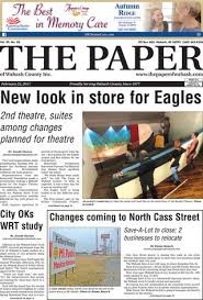 the paper of wabash county april 26 2017 issue by the paper of