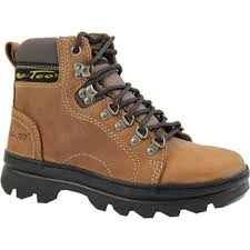 womens boots for work s adtec 2987 work boots 6in brown free shipping today
