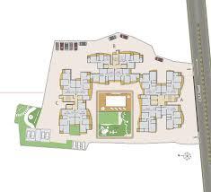 2bhk House Plans Kabra Group Builders Kabra Centroid Floor Plan Kabra Centroid