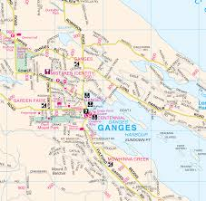 Victoria Bc Map View All Wall Maps