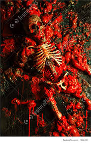 halloween blood background blood and guts picture