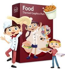 bon appetit kitchen collection vector food collection bon appetit graphicmama graphicmama