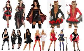 Womens Devil Halloween Costumes Uk Ladies Halloween Costume Vampire Devil Witch Addams Family Sweeney