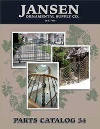 jansen ornamental supply co catalog 34