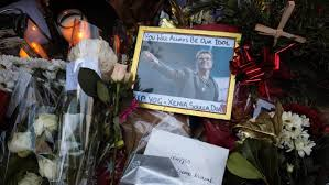 George Michaels Home Fans Mourn George Michael The Standard