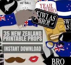 themed photo booth 35 new zealand photo booth props kiwi themed party props i