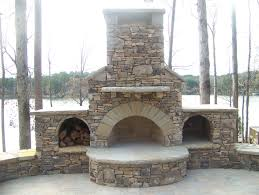 dry stack stone fireplace 2727
