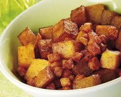 cuisiner pommes de terre recette pommes de terre sautées au lard et au paprika seb