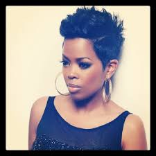 hype hair styles for black women malinda williams talks about short hair for the summer