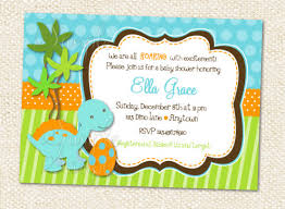 dinosaur baby shower dinosaur baby shower invitations
