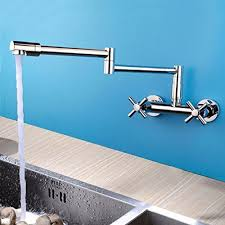 use a wall mount kitchen faucet u2014 onixmedia kitchen design