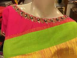 blouse designs images top 10 silk saree blouse designs for this diwali