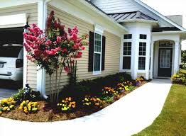 simple front yard landscaping ideas on a budget home design