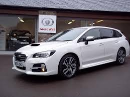 white subaru car used subaru levorg white for sale motors co uk