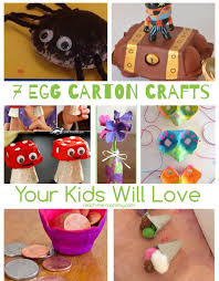 7 egg carton crafts your kids will love teach me mommy