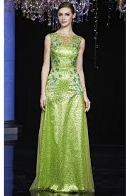 prom dresses online green purple sequins net 2015 cheap formal