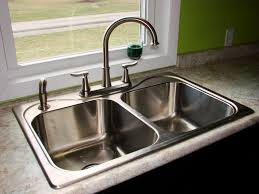 Kitchen  Home Depot Kitchen Sink Faucets Within Flawless Kitchen - Home depot kitchen sink faucets