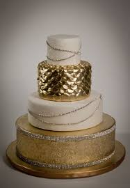 wedding cakes with bling bling wedding cakes for a dazzling affair weddingdash