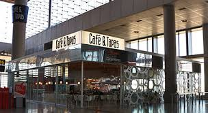 restaurant cuisine restaurants and fast food restaurants at malaga airport