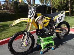 motocross bike for sale 2002 rm125 for sale clean bike with a ton of new stuff fresh top