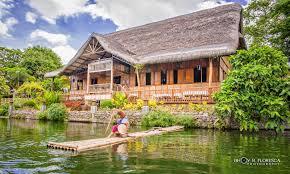 Villa Escudero Waterfalls Restaurant We Are Funtastic Philippines Countryside Escape Villa Escudero
