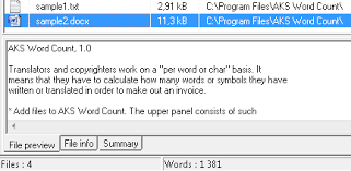 Count Word In Pdf Aks Word Count Count Words Characters And Paragraphs In Pdf