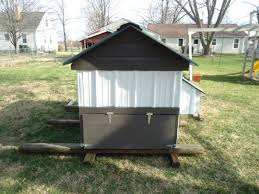our diy chicken coop from scrap materials arcadia farms
