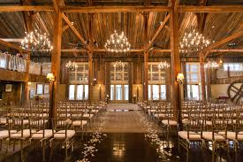 Affordable Wedding Venues In Ma Les Fleurs Barn At Gibbet Hill Indoor Ceremony Barn Wedding