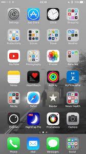home gadgets 2016 my apple iphone 6s plus home screens gavin u0027s gadgets